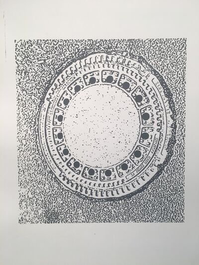 Ethel Shipton, 'Manhole', 2019