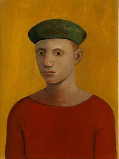 John Kirby, 'Boy (with beret)', 2013
