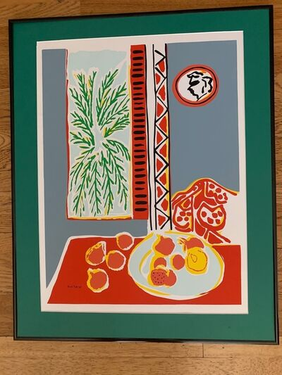 Henri Matisse, 'Still Life with Pomegranates', 1947