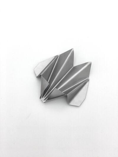 Florian Milker, 'P_2_brooch', 2017