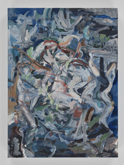 Cecily Brown, 'Is it nice in you snowstorm?', 2014