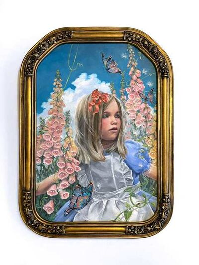 Jennifer Hrabota Lesser, 'The Other Side of the Looking Glass', 2021