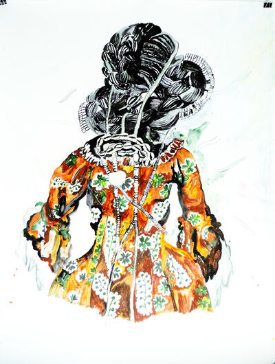 Charlotte Schleiffert, 'Homesick', 2012