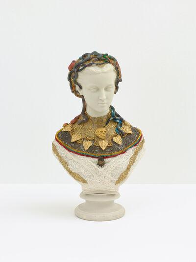 Hew Locke, 'Souvenir 10 (Princess Alexandra)', 2019