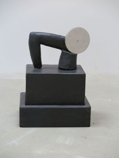 Joachim Bandau, 'Naehmaschine', 1974