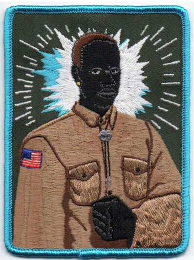 Kerry James Marshall, 'SCOUT MASTER', 2017