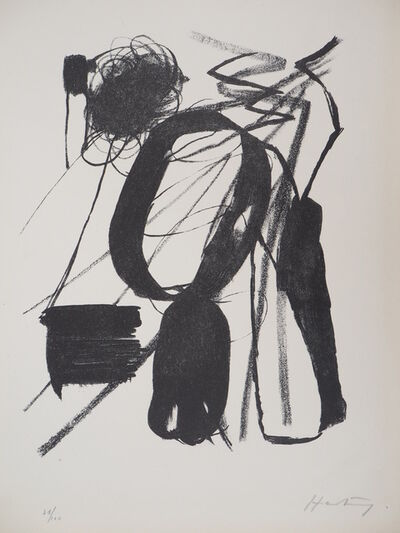 Hans Hartung, 'L04', 1946