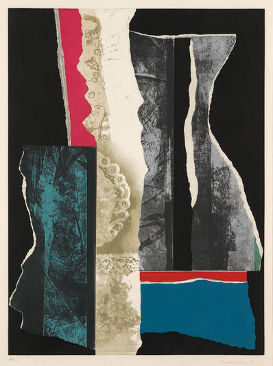 Louise Nevelson, 'Reflections IV', 1983