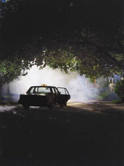 Gregory Crewdson, 'Production Still (Maple St. #1)', 2003