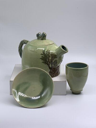 Elizabeth Mai Thai, 'Teapot (set)', 2019