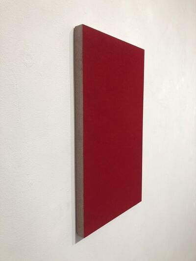Alfonso Fratteggiani Bianchi, 'Untitled (rosso)', 2016