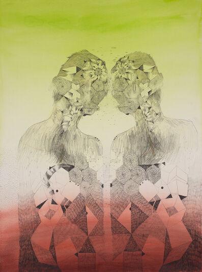 Gala Bent, 'The Twins', 2015