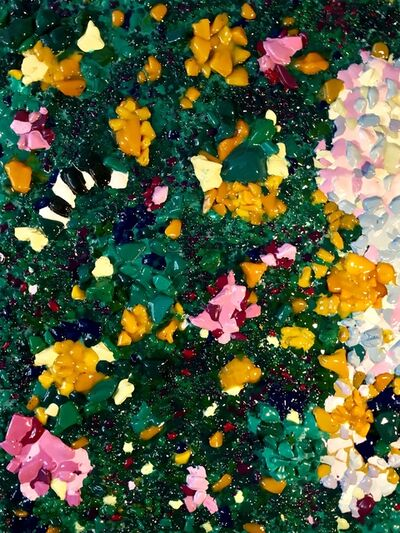 Pavel Kraus, 'Baroque, Green and Gold', 2018