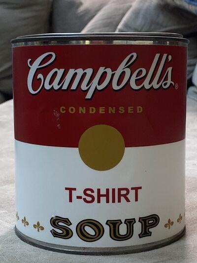 CJ Hendry, 'Campbell Soup Capsule Jean Michael Basquiat', 2018