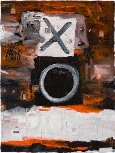 Fiona Hall, 'EXODUST (III)', 2020