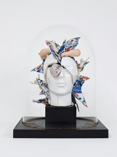 Bouke de Vries, 'Portrait of the artist 3', 2020