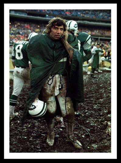 Neil Leifer, 'Joe Namath', 1974