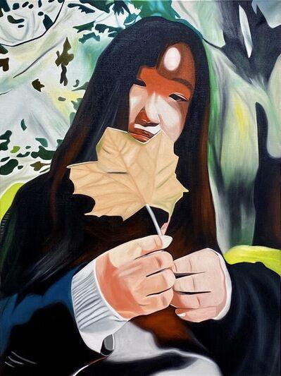 Dominic Dispirito, 'Jinyong-Autumn in Burgess park', 2020