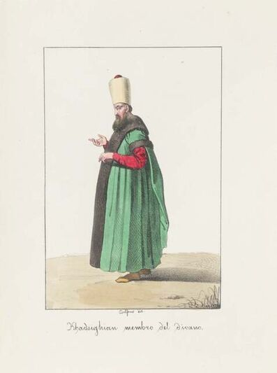 Dolfino, 'Khadsighian', 19th Century