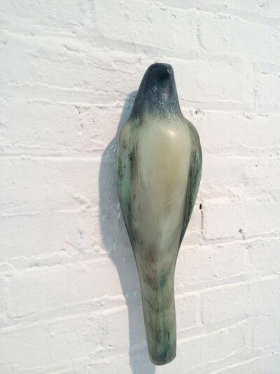 Jane Rosen, 'Celadon Wall Bird', 2011