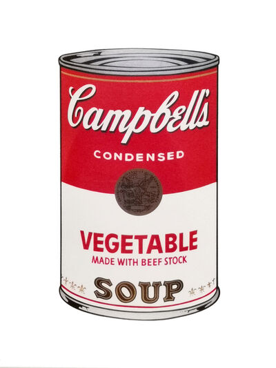 Andy Warhol, 'Vegetable Soup', 1970