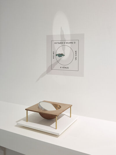 Francisco Tropa, 'Horizonte artificial', 2014