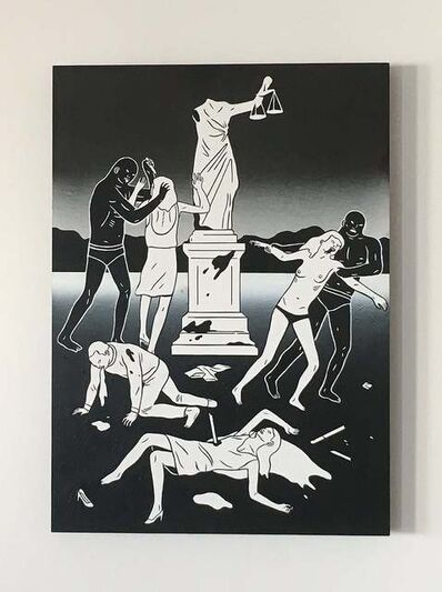 Cleon Peterson, 'Justice', 2015