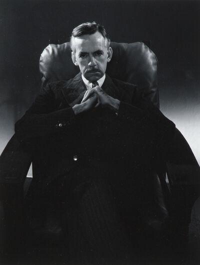 Edward Steichen, 'Eugene O'Neill', 1932/1984