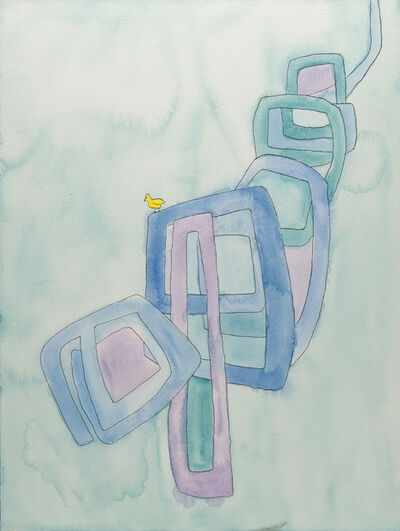 Hannah Greely, 'Portals', 2012