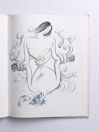 Sasha Meret, 'Personal Sketchbook (Page 13)', 2002-2019