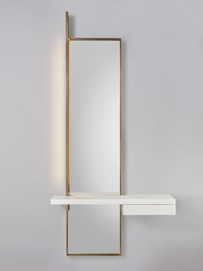Isabelle Stanislas, ''Ellipse' High Mirror by Isabelle Stanislas', 2019