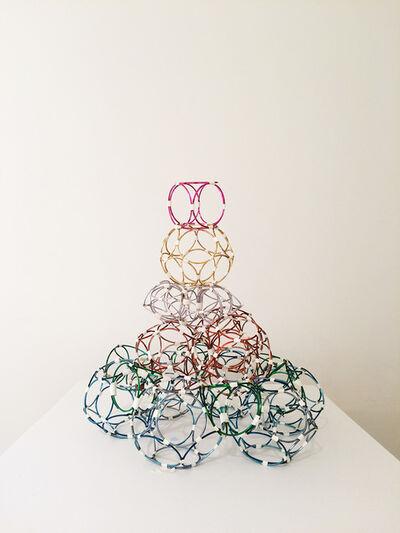 Yona Friedman, 'Space Chains #2', 2016