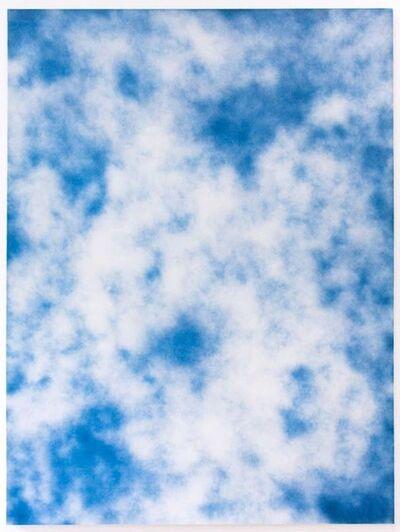 Andrew Birk, 'Clouds (I)', 2014