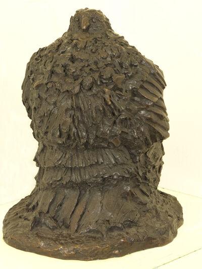 Leonard Baskin, 'Owl', 2000