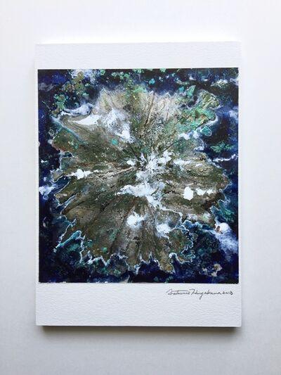Katsumi Hayakawa, 'Daily Drawing No. 94', 2018