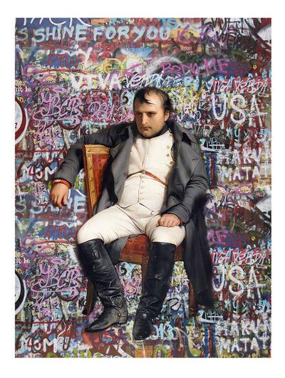 Rafael Costardy, 'Lazy Napoleon ', 2018