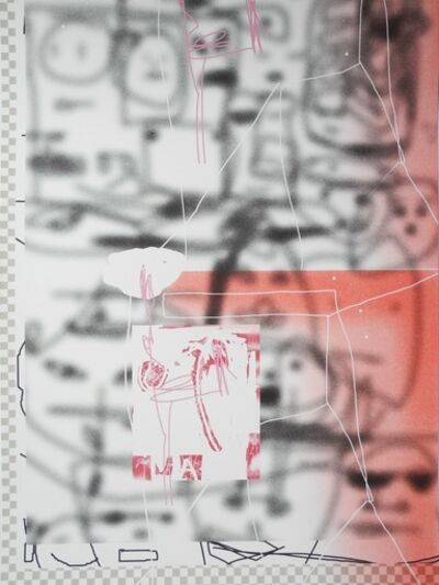 Jeff Elrod, 'Untitled (Coconut Rock)', 2011