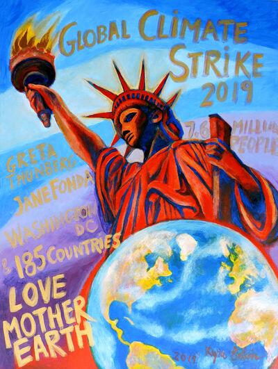Kyra Belan, 'Global Climate Strike', 2019