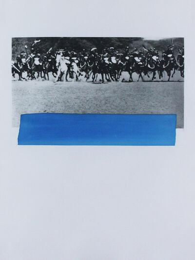John Baldessari, 'Cavalry', 1986