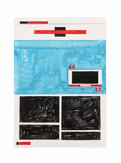 Navine G.Khan-Dossos, ' If I Were The US President Today (John Cantlie) I', 2016