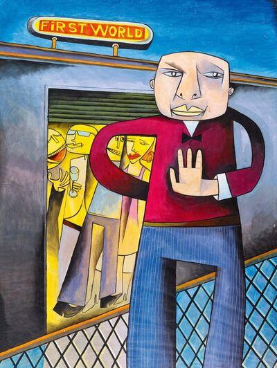 Jim Avignon, 'First World', Ca. 2015