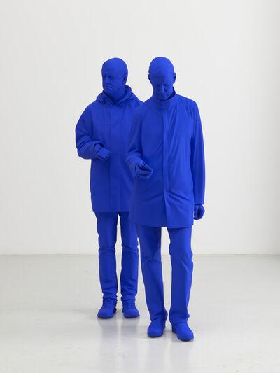 Katharina Fritsch, 'Zwei Männer / Two Men', 2019
