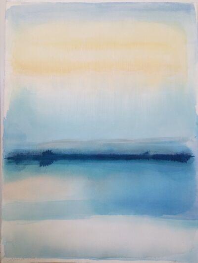 Janet Jennings, 'Alewife Pond III', 2017