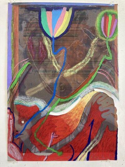 Gaby Collins-Fernandez, 'No Peeking', 2020