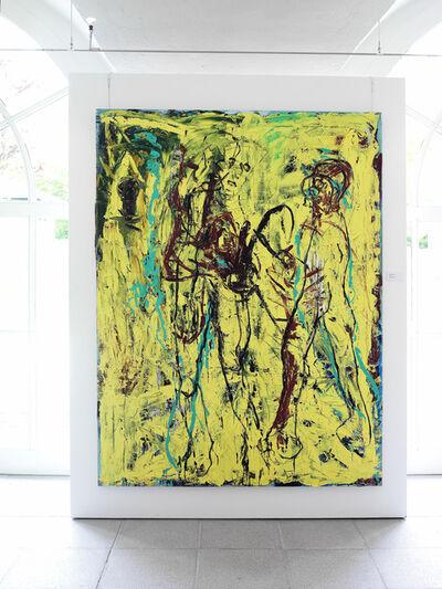 Klaus Prior, 'Gelbes Bild', 2003