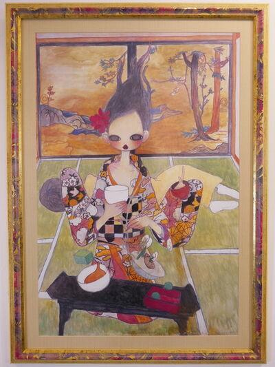 Aya Takano, 'Japanese Lady', 2006