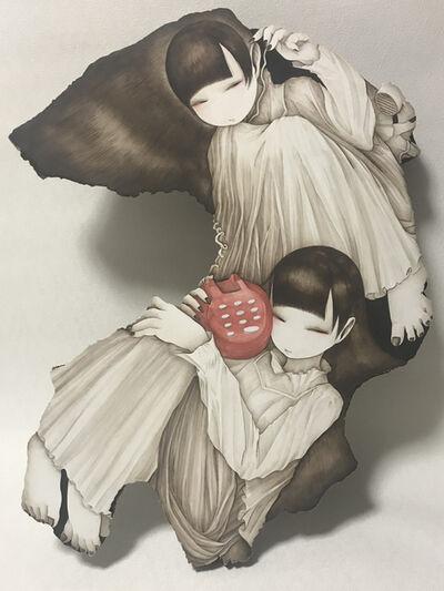 "Chishi Morimura, '""No Sound""', 2019"