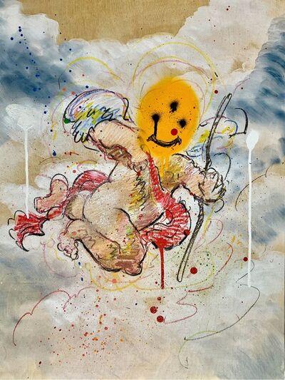 Isaac Pelayo, 'The Temptation of Cupid', 2020