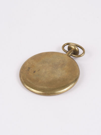Carl Auböck, 'Pocket Watch Paperweight, small', 1950