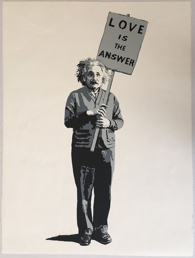 Mr. Brainwash, 'Love is the Answer', 2009